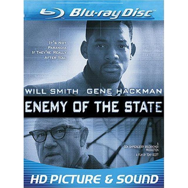 Enemy of the State [Blu-ray] [1998] [US Import]